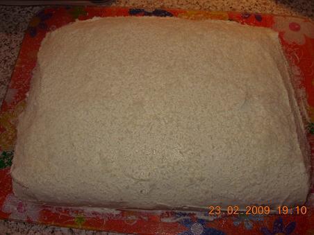 Torte «Raffaello» (mit Fotos)