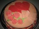 Valentinstagtorte «Für mein Schatz»