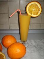 Orangen Zauber Drink