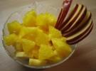 Orangen Salat