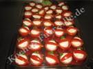 Gefüllte Tomaten mit Frisch Käse (mit Fotos)