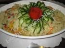 Weißkohl Salat