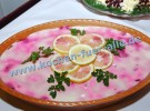 Matjeshering Salat