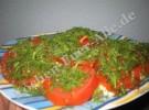 Tomaten gefüllt mit Kreuter
