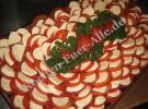 Tomaten-Mozzarella Platte (mit Fotos)