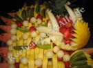 Obst Platte «Oasis» (mit Fotos)