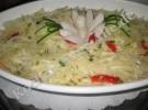 Weißkohlsalat mit Öl-Marinade (mit Fotos)