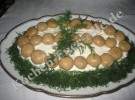 Salat «Pilze in Feld» (mit Fotos)