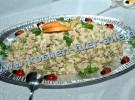 Kartoffeln Salat Platte