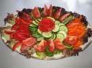 Gemüse Rohkost Platte (mit Fotos)