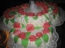 Torte Brautstrauß