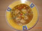 Gulasch-Suppe auf ungarische Art