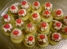Äpfelringe mit Heringfilet «Weihnachten»