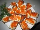 Kaviar zum Silvester Tisch