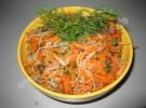 Silvester: Karotten-Glasnudeln Salat
