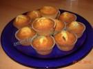 Muffins mit Rosinen
